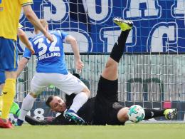 Kempe rettet Darmstadt einen Punkt