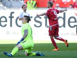 Kaiserslautern lässt Heidenheim weiter zittern