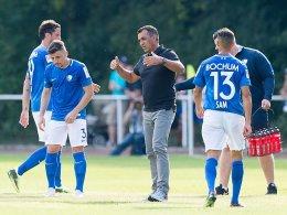 VfL müht sich gegen Oberligist zu 2:2