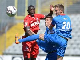 Siegloses Testspiel-Wochenende: Köln 2:2 in Wuppertal