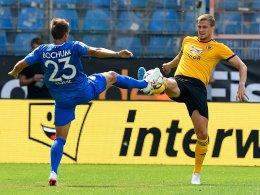 Bochum schlägt die Wolves im Elfmeterschießen