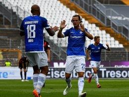 Starks Treffer bringt Remis gegen Huddersfield