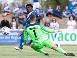 Magdeburg gewinnt Test gegen Erfurt 3:1