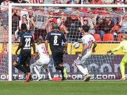 SCP furios: Köln verliert wildes Spiel 3:5