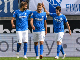 Entfesselter Beginn: Bochum überrollt den FCI