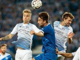 0:0 gegen Bielefeld: Magdeburg wartet weiter