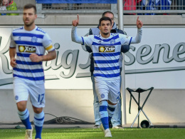 Oliveira Souzas Traumtor ebnet Duisburg den Weg