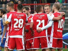 Doppelter Andersson bringt den FC Union auf Kurs