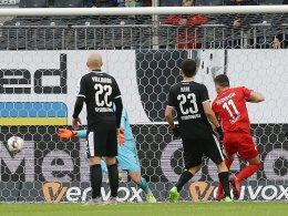 Trotz Traumtor: Sandhausen unterliegt auch Heidenheim