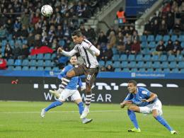 Allagui führt St. Pauli im Ruhrstadion zum Sieg