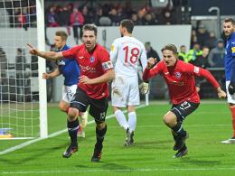 2:1-Sieg: Neuhaus haucht Bielefeld neues Leben ein