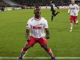 Auch Terodde trifft - Köln weist FCM in die Schranken
