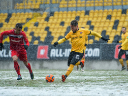 Drei Scorerpunkte: Ebert behält im Schnee den Durchblick