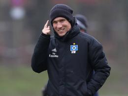LIVE! Mit Arp und Lasogga: HSV testet gegen Lugano