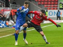 Joker Türpitz verlängert Ingolstadts Heim-Misere