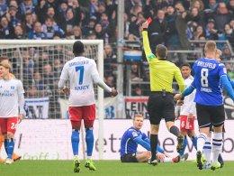Sakais Notbremse zieht HSV in Bielefeld den Zahn