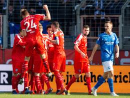 Mühling eröffnet: Kiel lässt Bochum keine Chance