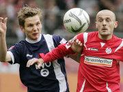 Nico Bungert gegen Srdjan Baljak.