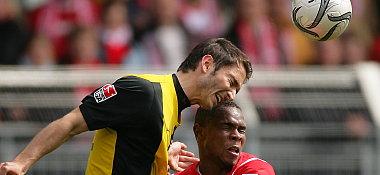Kristjan Glibo gegen Felix Borja