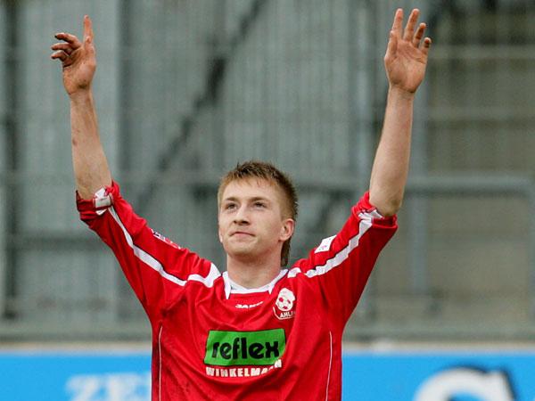 Rot Weiss Ahlen - SV Wehen Wiesbaden 1:0, 2. Bundesliga ...