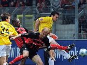 Idrissou trifft zum 2:0.