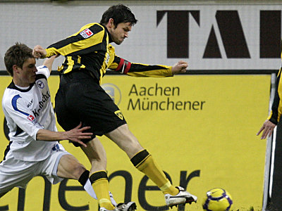 Nils Fischer und Benjamin Auer