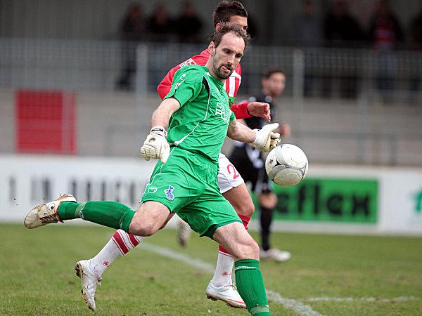 Duisburgs Keeper Tom Starke