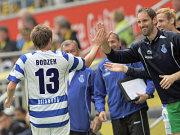 MSV Duisburg: Adam Bodzek und Tom Starke