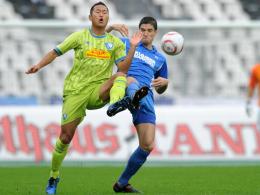 Chong Tese gegen Stefan Müller