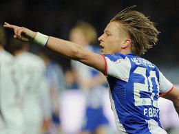 Patrick Ebert (Hertha BSC)