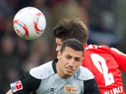 Kampf ist Trumpf bei Oberhausen gegen Union: Benyamina gegen Klinger.