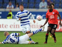 Banovic und Yilmaz gegen Ramos