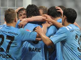 Kollektivjubel TSV 1860 München