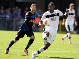 Mario Vrancic & Kingsley Onuegbu
