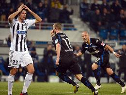 1:0 für den FSV Frankfurt