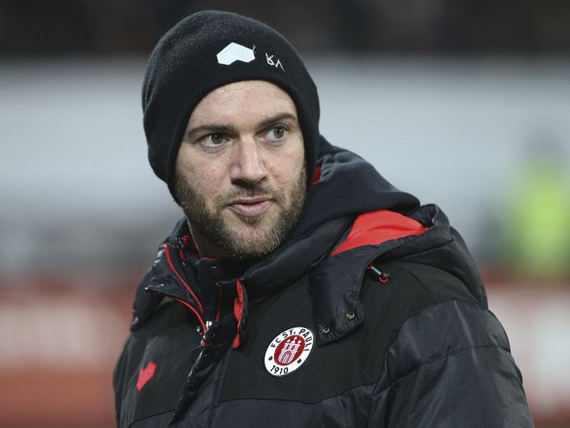 Roland Vrabec, Interimscoach FC St. Pauli