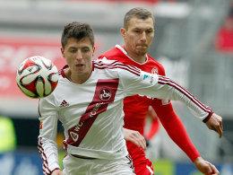 Alessandro Schöpf (1. FC Nürnberg)