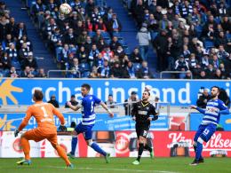 Torres' Blitzstart schockt Duisburg