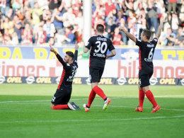 3:0! Grifo zaubert Freiburg Richtung Bundesliga