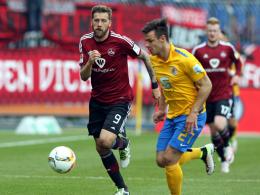 Braunschweig zerst�rt N�rnbergs Hoffnung auf Rang zwei