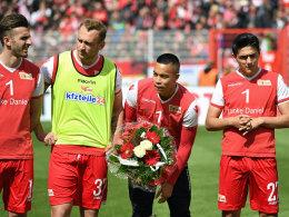 Nikci und Quiring sichern Unions neuen Vereinsrekord