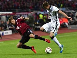 Seferovic h�lt Frankfurt in der Bundesliga