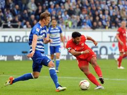 Soriano schie�t W�rzburg in die 2. Liga