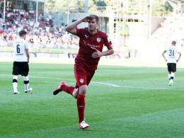 �zcan f�hrt den VfB zum Ausw�rtssieg