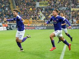 3:0! Köpke & Co. düpieren Dresden im Sachsen-Derby
