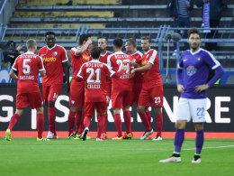 Gyamerah beendet Bochums Auswärtsmisere