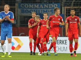 Hoogland und Wurtz! Doppelschlag rettet VfL