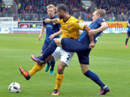 0:0! Dresden belohnt sich nicht