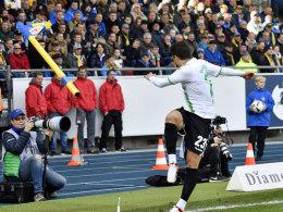 1:0! Hernandez bricht Braunschweigs Fürth-Fluch