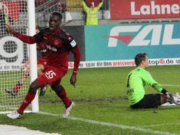Dreierpacker Osawe zwingt Bochum in die Knie